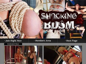 Welcome to Shocking BDSM! Enjoy extreme BDSM porn videos! Favorite stars and less known girls that are tortured, whipped, flogged and more