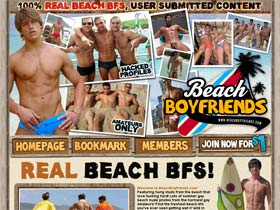 Welcome to Beach Boyfriends - featuring hung studs from the beach that love fucking hard!
