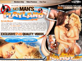 No Man's Playland - Exclusive DVD Quality Lesbian Porn Videos