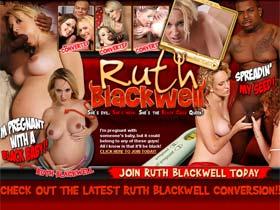 Ruth Blackwell - Pregnant Black Cock Slut Converter